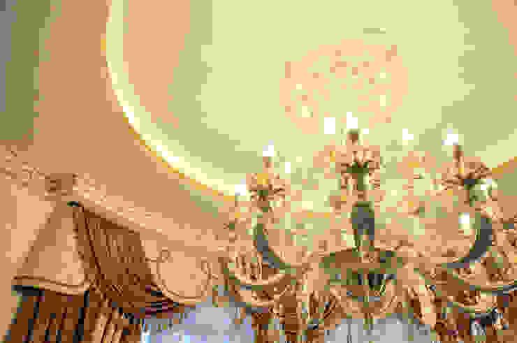 Klassische Esszimmer von Tutto design Klassisch