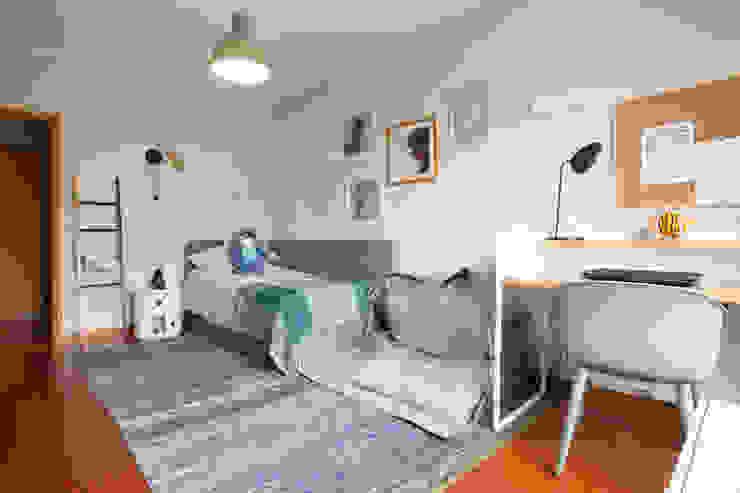 Dormitorios infantiles de ShiStudio Interior Design Ecléctico