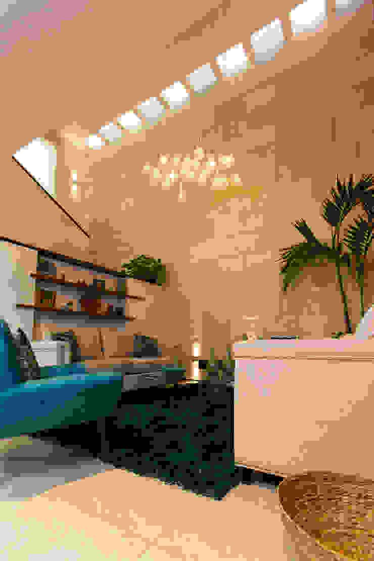 Grupo Arsciniest Modern Living Room Stone White