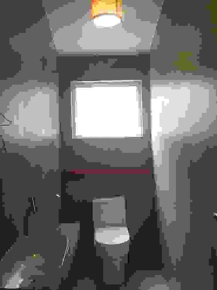 Baños modernos de Margareth Salles Moderno Concreto