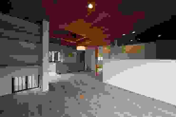 長配の家 北欧デザインの リビング の 加門建築設計室 北欧