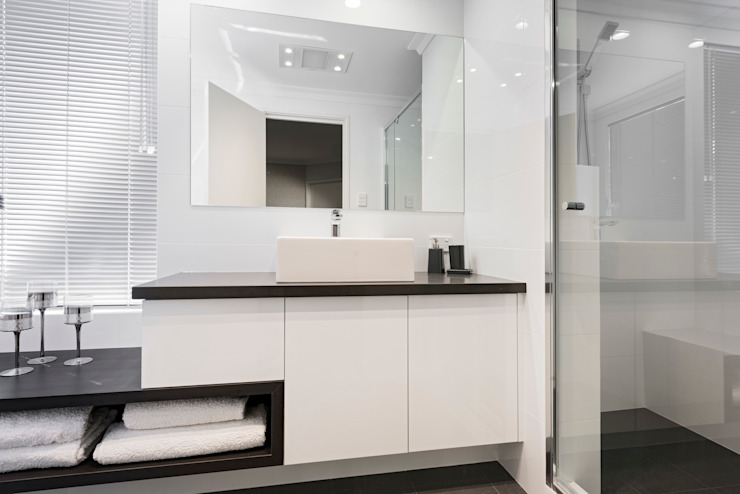 Guest Ensuite by Moda Interiors