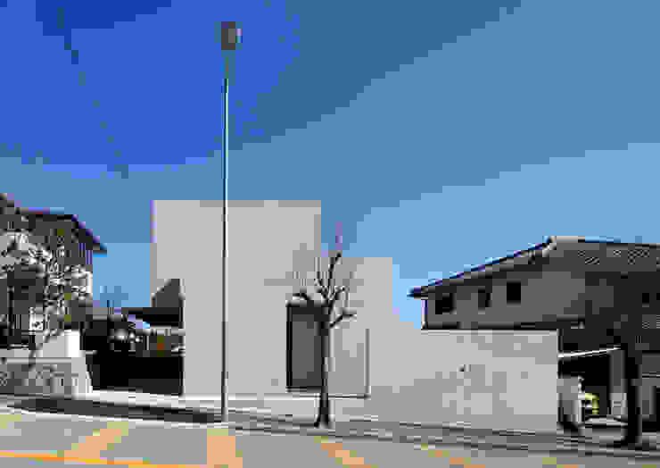 모던스타일 주택 by atelier m 모던 철근 콘크리트