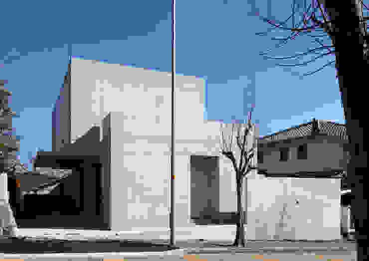 外観 モダンな 家 の atelier m モダン 鉄筋コンクリート