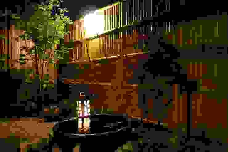 エクステリア&和庭リフォーム 埼玉県さいたま市 アジア風 庭 の NOD GARDEN 和風