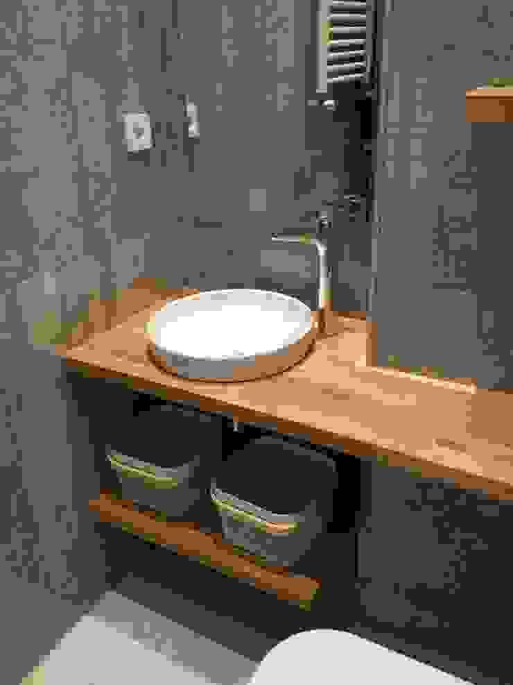 Firuzağa Ev Modern Banyo Plano Mimarlık ve Teknoloji Modern
