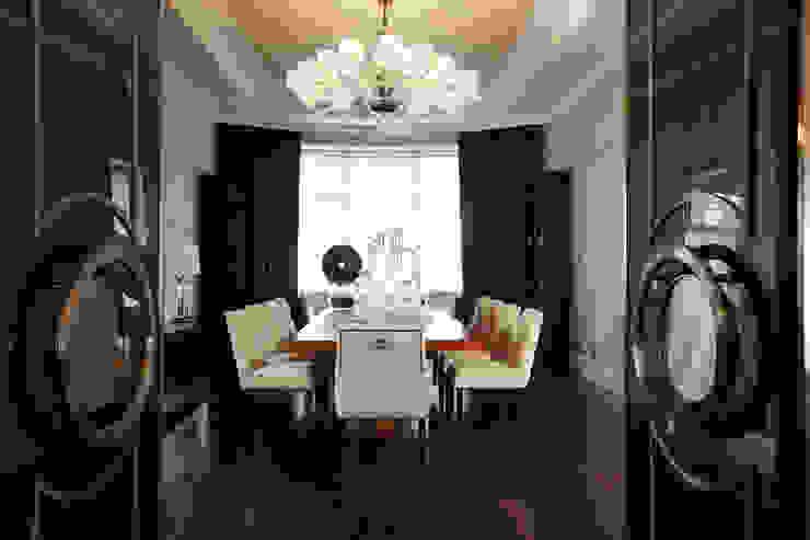 Modern dining room by Архитектурное бюро Бахарев и Партнеры Modern