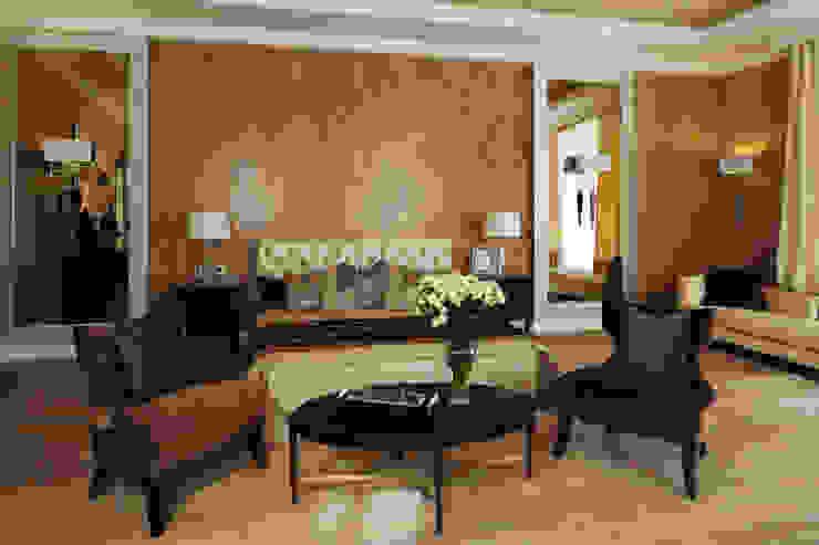 Modern style bedroom by Архитектурное бюро Бахарев и Партнеры Modern