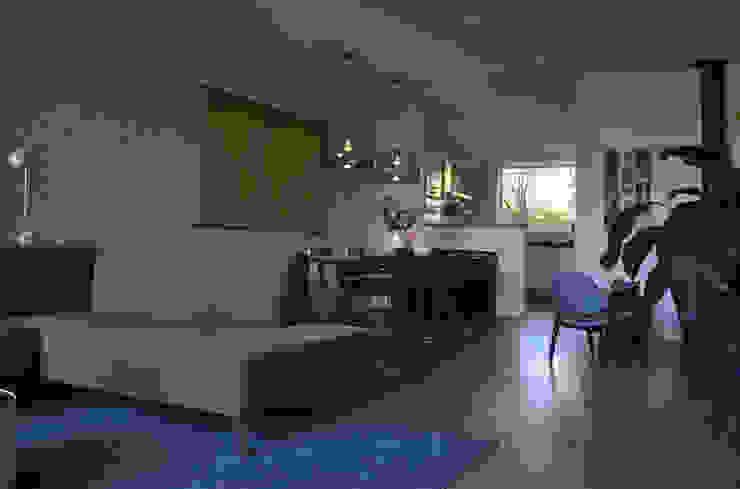 INTERIEURONTWERP RETRO Moderne woonkamers van Binnenkijken Interieuradvies Modern