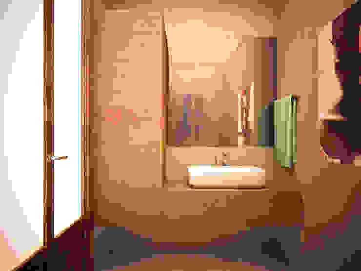 Renders. 3D. 3Dimage. Baño. Lavabo. Bathroom. de Brick Serveis d'Interiorisme S.L.