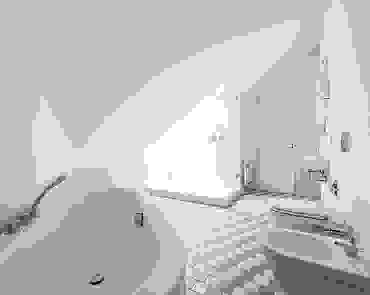 Gisbert Pöppler Architektur Interieur Kamar Mandi Modern White