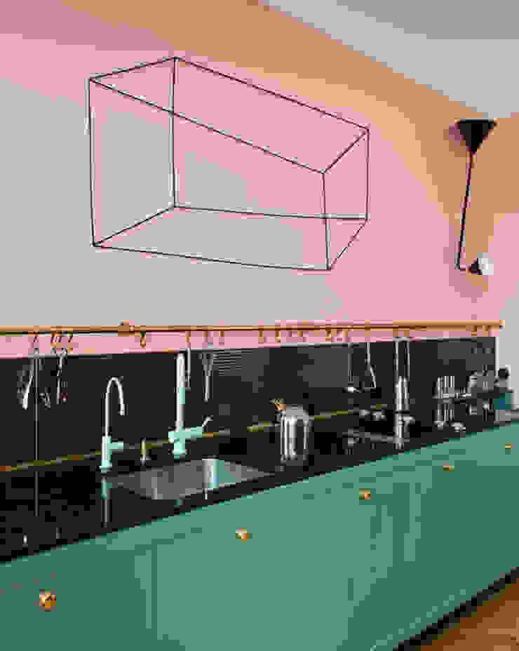 Modern Kitchen by Gisbert Pöppler Architektur Interieur Modern