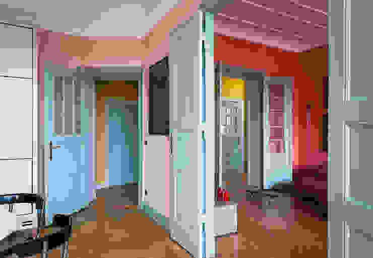 Modern Living Room by Gisbert Pöppler Architektur Interieur Modern