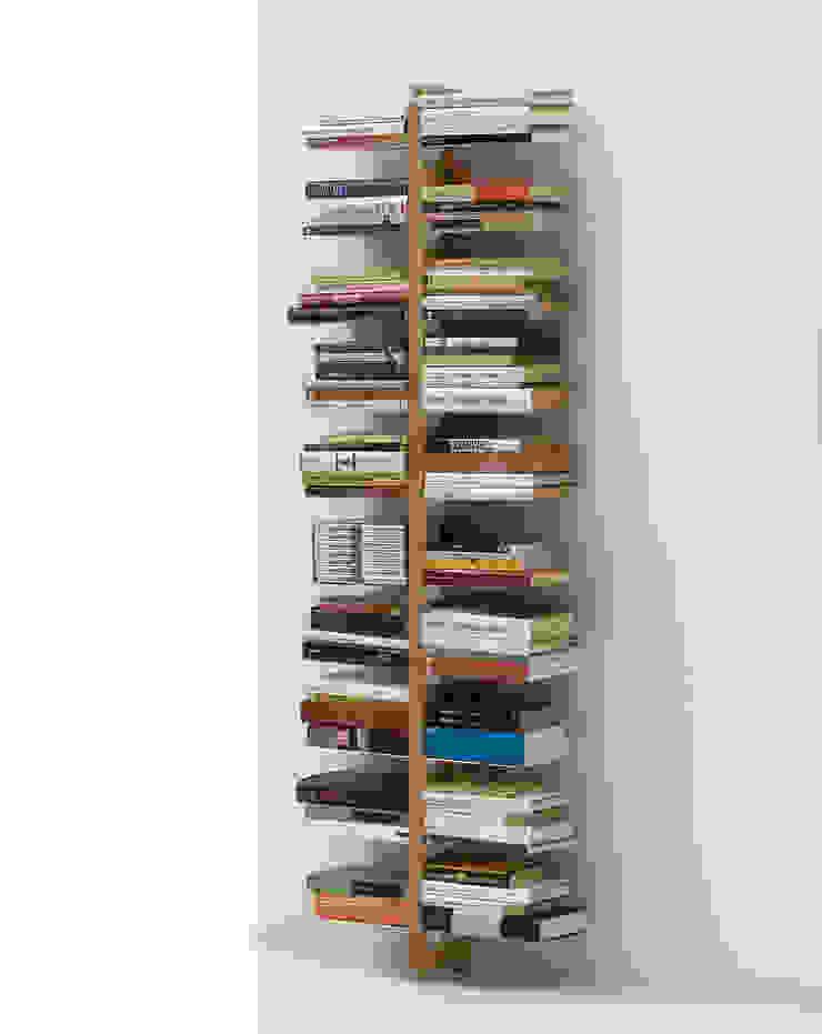 Zia Bice | Wall bookshelf | h 150 cm Le zie di Milano 家庭用品家庭用品 木目調