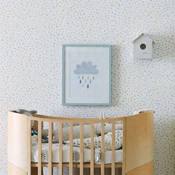 Chambre d'enfant moderne par Juicy Colors Moderne
