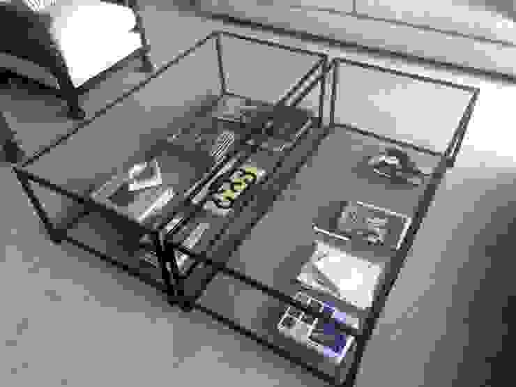 Modern Living Room by EKIDAZU Modern