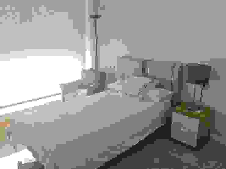 Modern Bedroom by EKIDAZU Modern