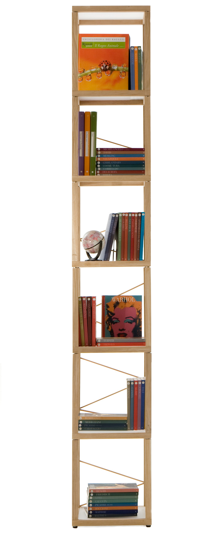 minimalist  by Le zie di Milano, Minimalist Solid Wood Multicolored