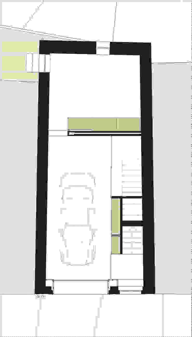 planta rés do chão por Ricardo Caetano de Freitas | arquitecto Minimalista