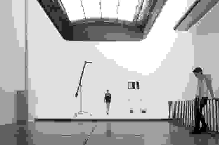 STUDIO 02 Estudios y despachos modernos de Ramiro Zubeldia Arquitecto Moderno