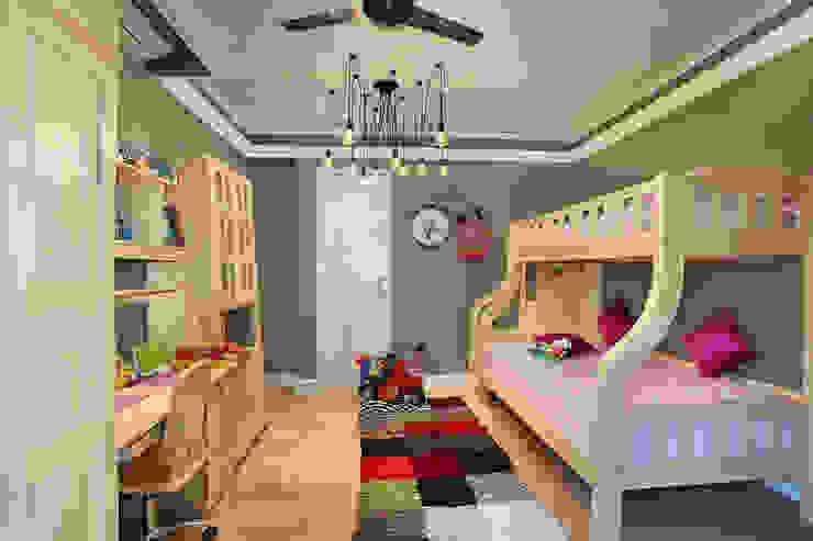 Kid's Bedroom Modern style bedroom by groupDCA Modern