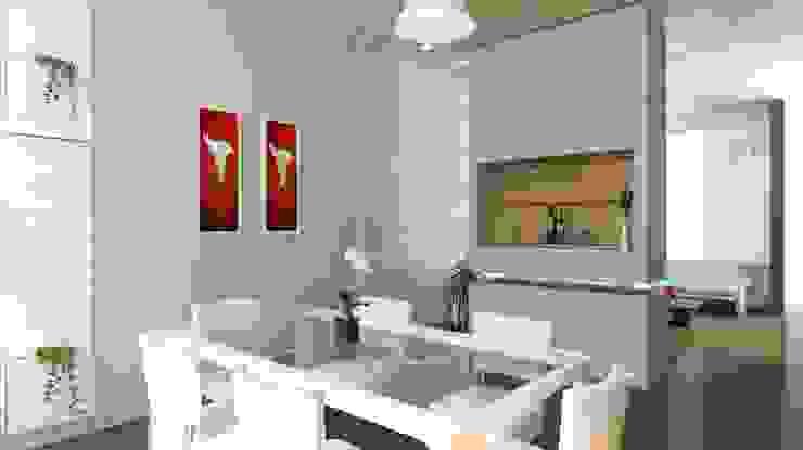 Sala y Comedor Comedores modernos de IDEA Studio Arquitectura Moderno