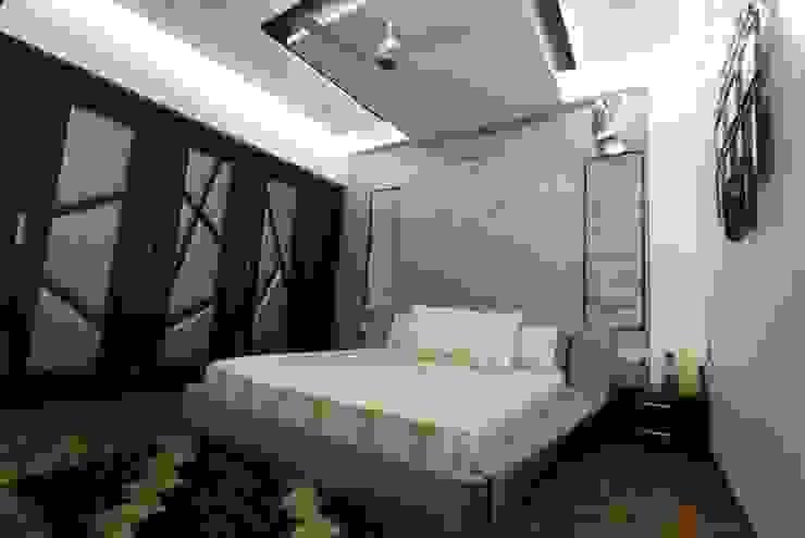 Bedroom Modern style bedroom by Mind Studio Modern