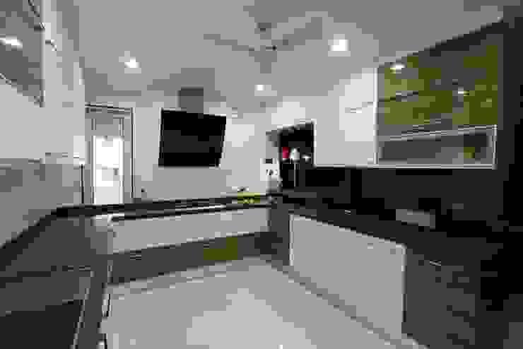 Kitchen Modern kitchen by Mind Studio Modern