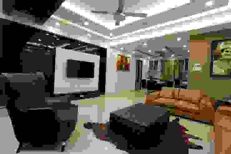 Living Room Modern living room by Mind Studio Modern