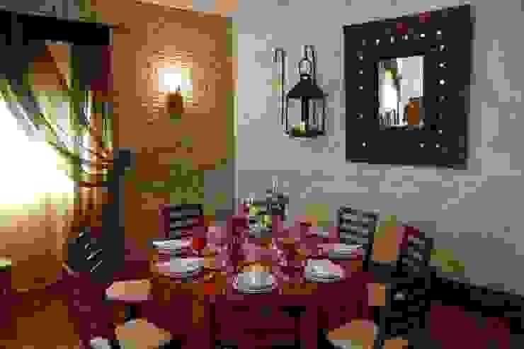 Restaurante Novos Capelas, Aveiro Paredes e pisos modernos por Amop Moderno