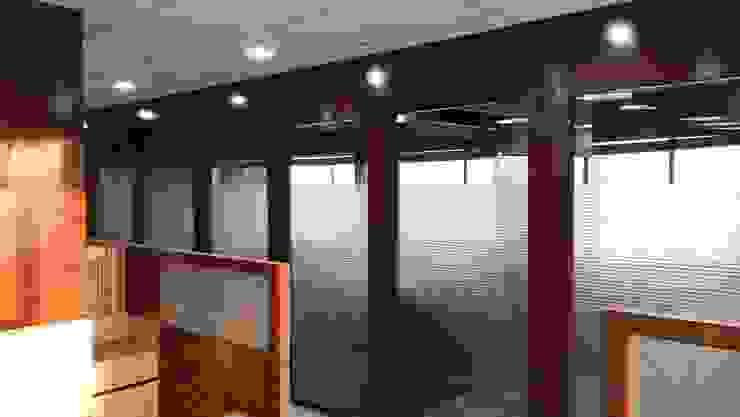 Office Chambers: modern  by Artinsive Interiors Pvt Ltd,Modern Plywood