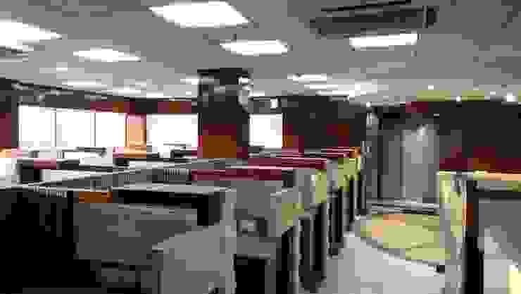 Work Stations: modern  by Artinsive Interiors Pvt Ltd,Modern Plywood