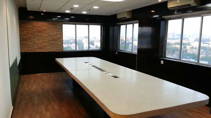Conference Room: modern  by Artinsive Interiors Pvt Ltd,Modern Plywood