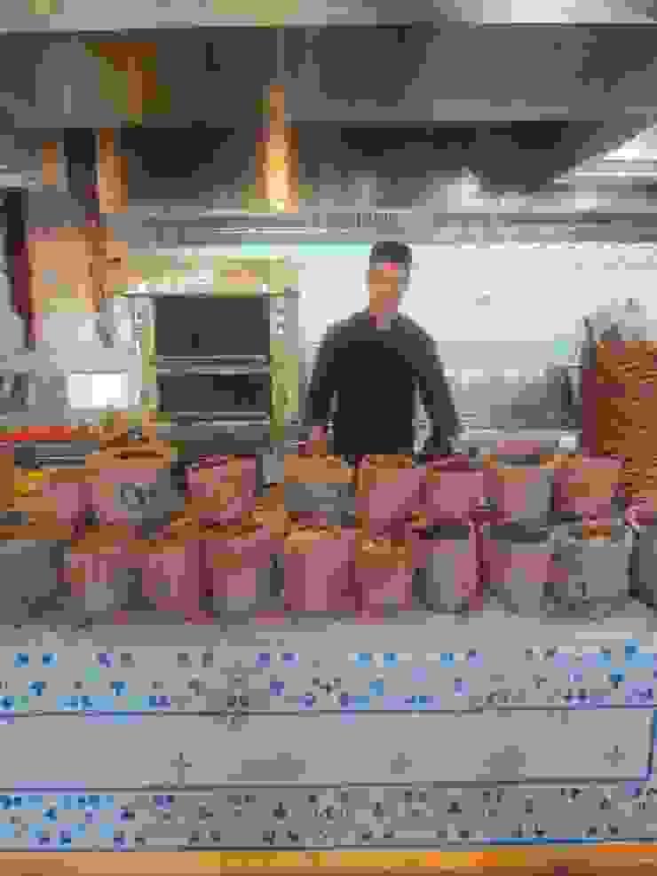 CEAR Ceramiche Azzaro & Romano Srl Oficinas y tiendas de estilo mediterráneo Azulejos
