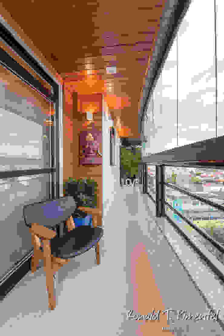 by Priscila Koch Arquitetura + Interiores Modern