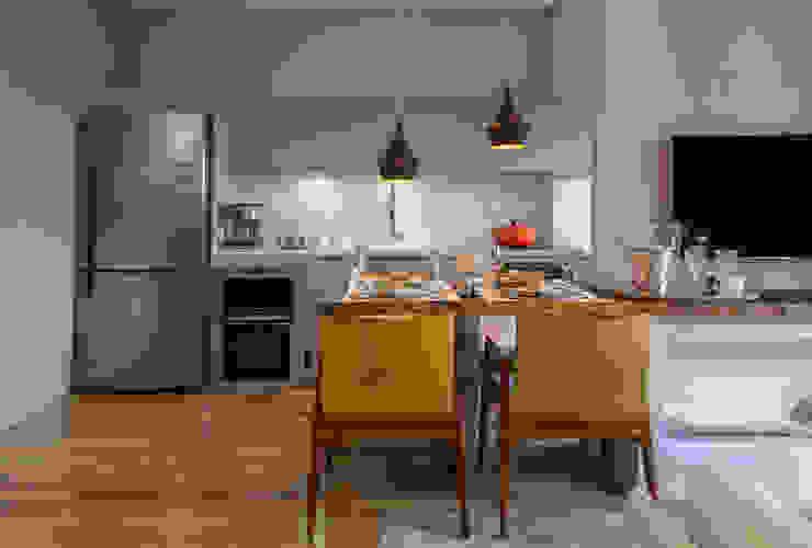 Priscila Koch Arquitetura + Interiores Modern style kitchen