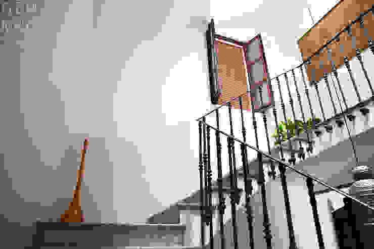 Landhaus Hotels von Gemmalo arquitectura interior Landhaus Eisen/Stahl