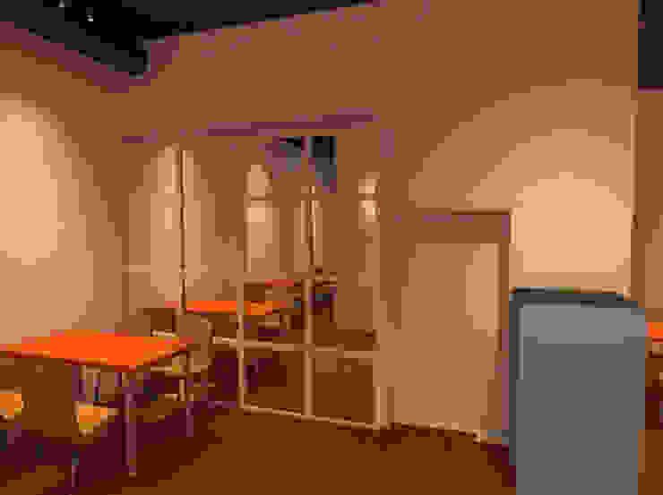 Area Comensales Casas modernas de Profesionales Especialistas Moderno