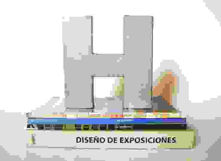 OBJETOS DE DECORACION BODOQUE - Diseño en Concreto LivingsDecoración y accesorios Gris