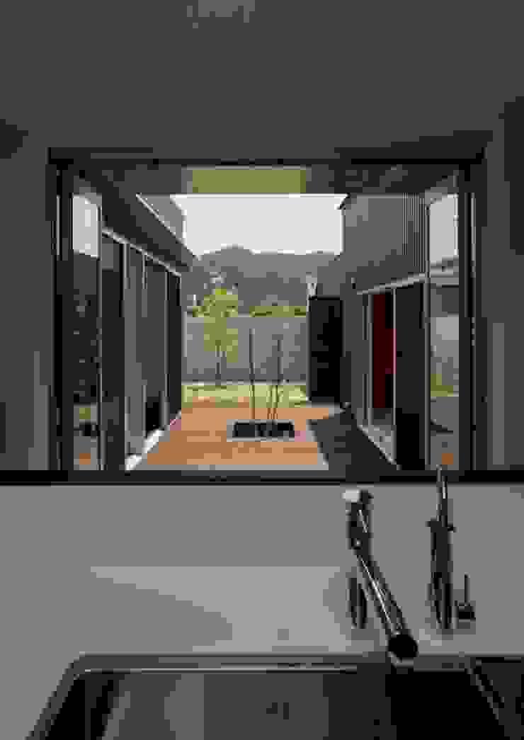 有限会社 橋本設計室 Modern style kitchen
