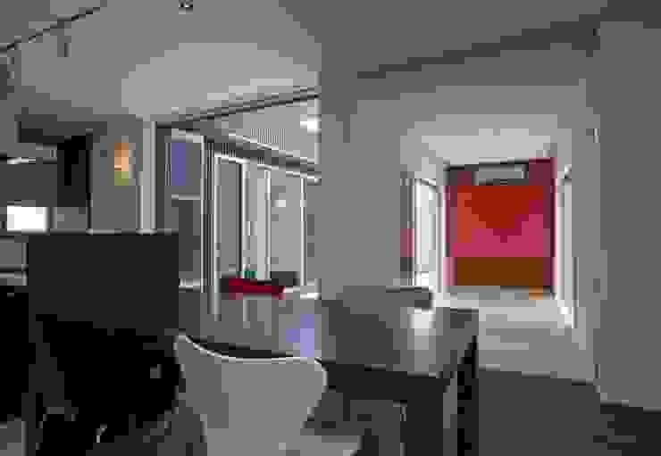 有限会社 橋本設計室 Modern dining room