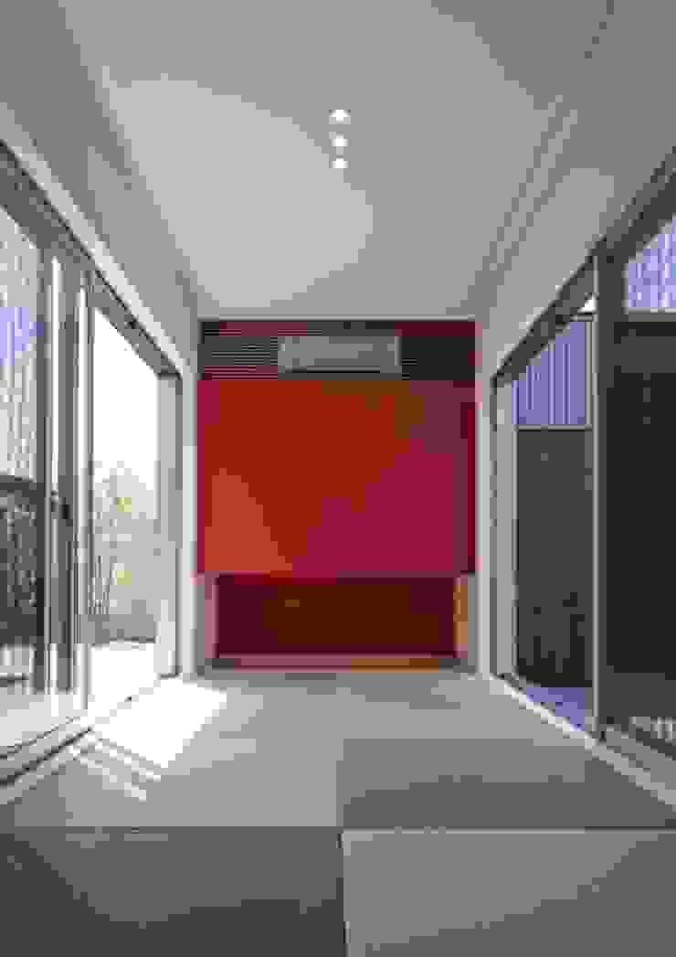 有限会社 橋本設計室 Modern style media rooms