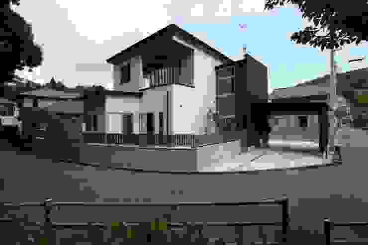 外観 日本家屋・アジアの家 の 有限会社 橋本設計室 和風