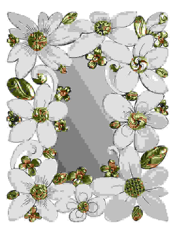Berlin mirror:  colonial por Hugobarbosa.com,Colonial Prata/Ouro