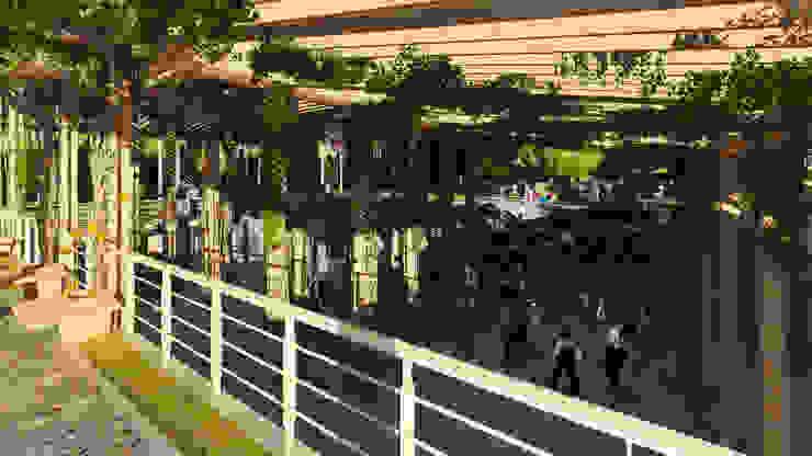 Proyecto de Título Paulina Gonzalez de NB Render Arquitectura