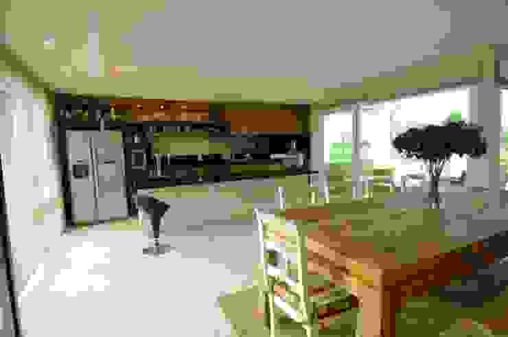 João Linck | Arquitetura Modern dining room