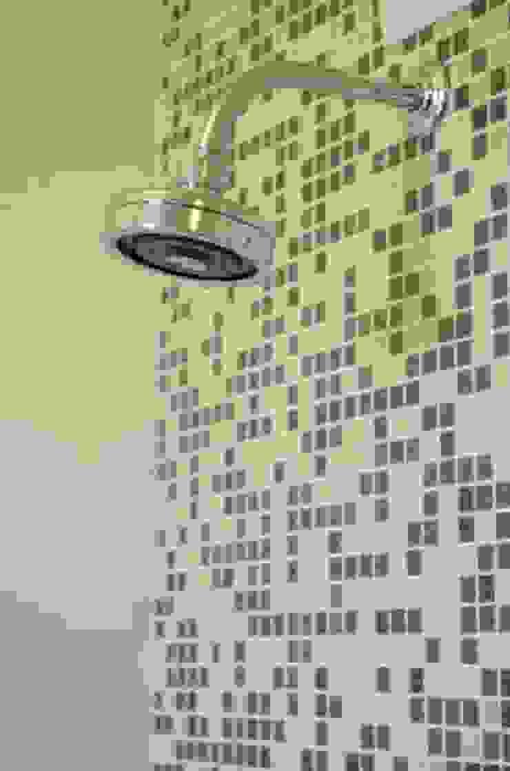 João Linck | Arquitetura Modern style bathrooms