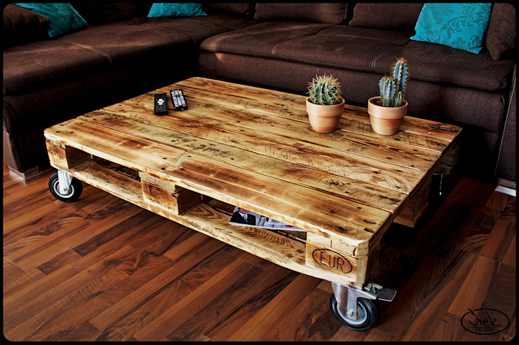 de estilo  por IrekHolzArt, Rústico Madera Acabado en madera