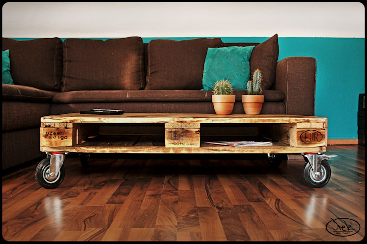 rustic  by IrekHolzArt, Rustic Wood Wood effect