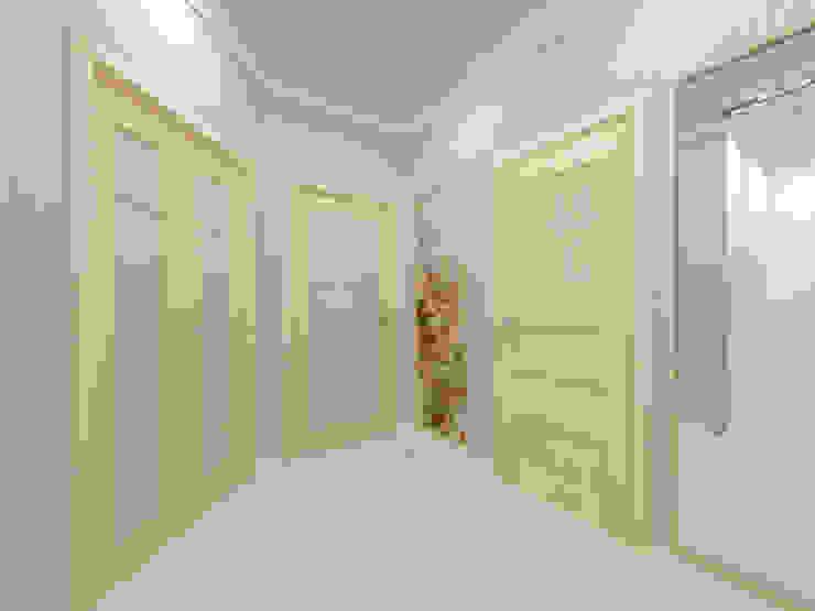 Квартира. Мой только виз (превью) Коридор, прихожая и лестница в классическом стиле от Андреева Валентина Классический
